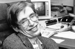 Stephen Hawking sufre la ELA desde 1963