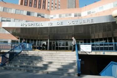 Foto Hospital 12 de Octubre Puerta-Principal 06052015