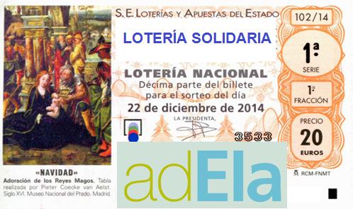 Foto Lotería