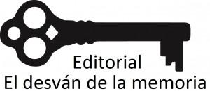 Logotipo llave editorial El desvan de la memoria