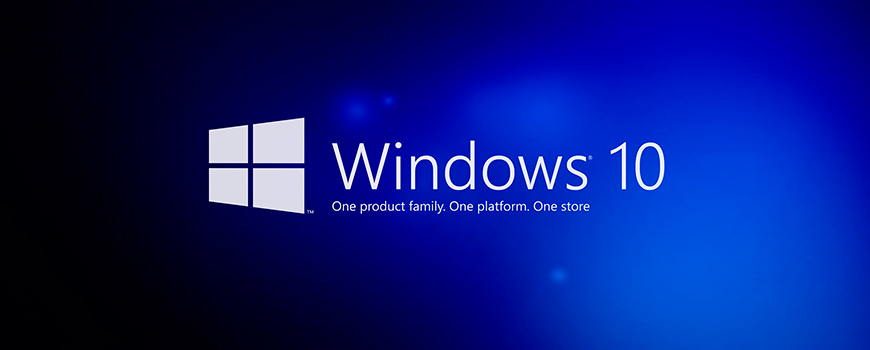 Windows 10 se podrá controlar con la vista