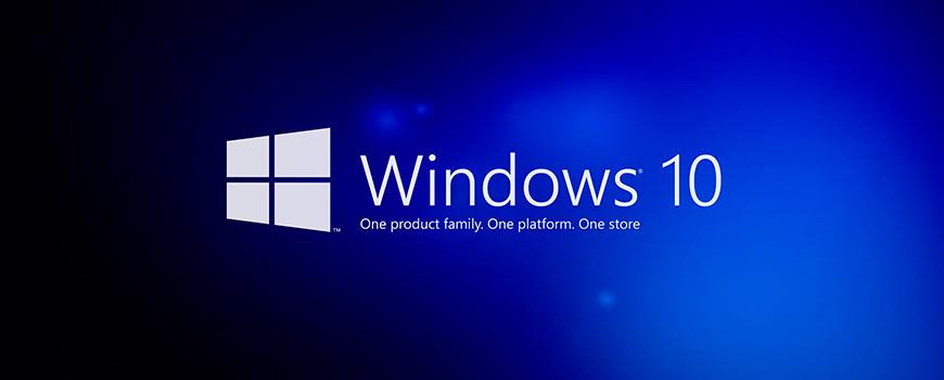 Windows 10 se podrá controlar con la vista