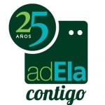 Logo adEla 25 años
