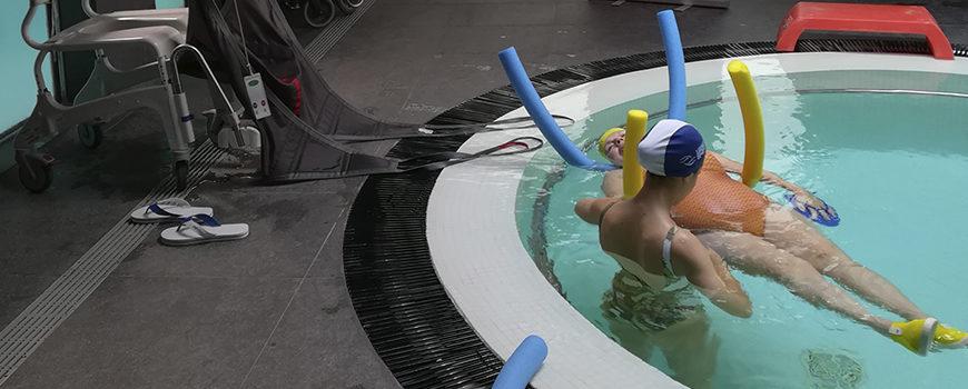 sesiones de hidroterapia en Madrid