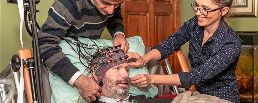 Nuevo sistema para facilitar la comunicación de los pacientes con ELA
